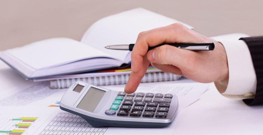 Рассчитать сумму задолженности по договору